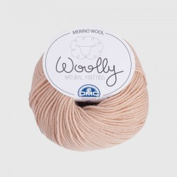 DMC  Woolly Natural Knitting